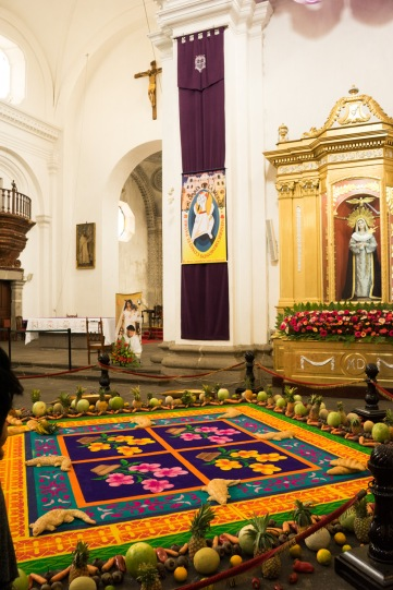 Iglesia de la Merced Antigua Guatemala.